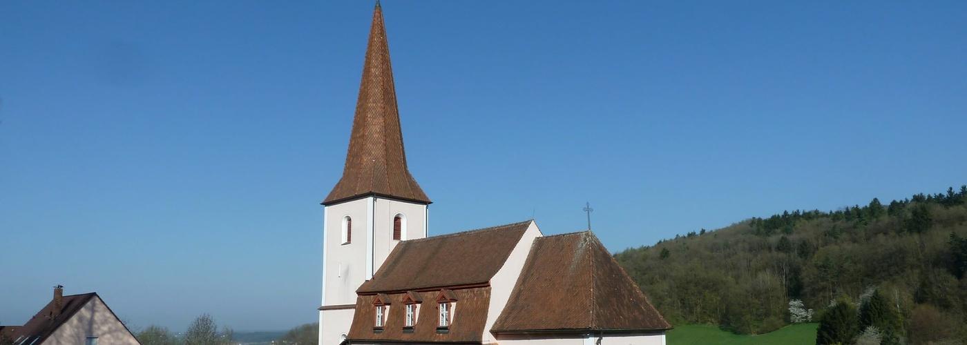 Kirche quer